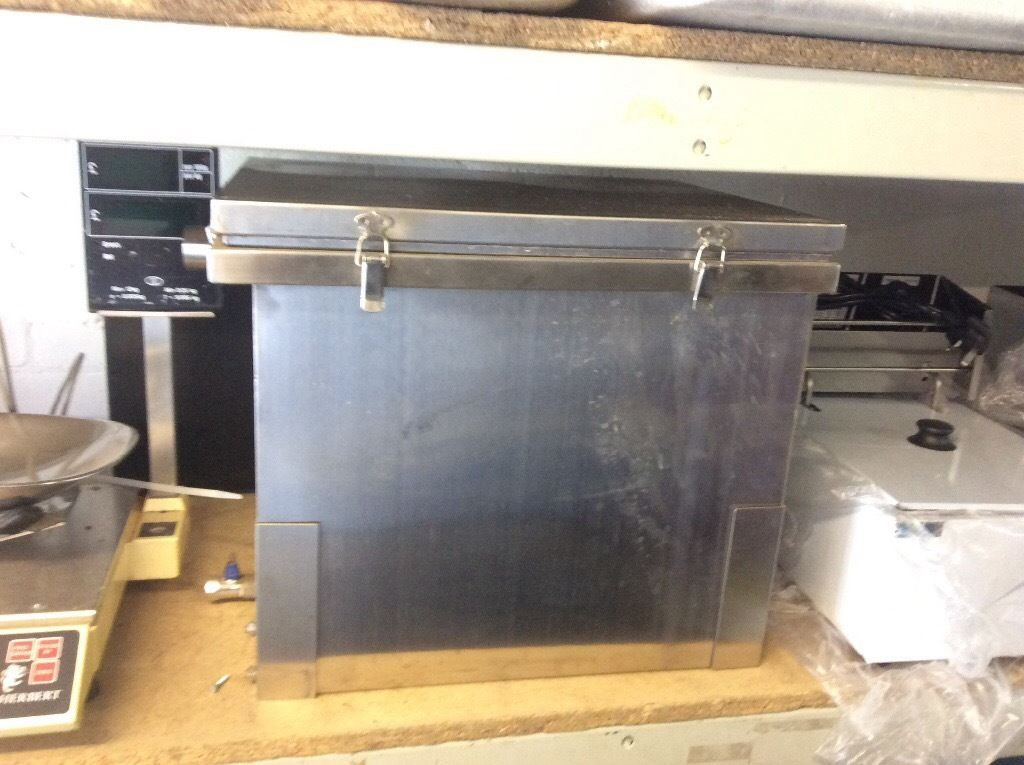 2x grease traps stainless steel
