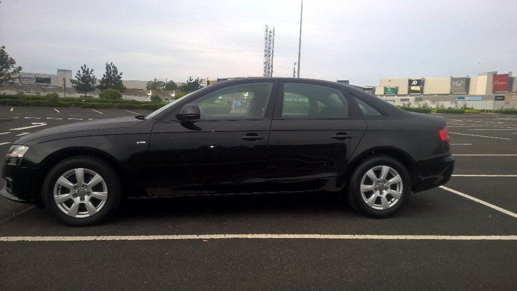 Audi A4 1.8turbo 1year Mot