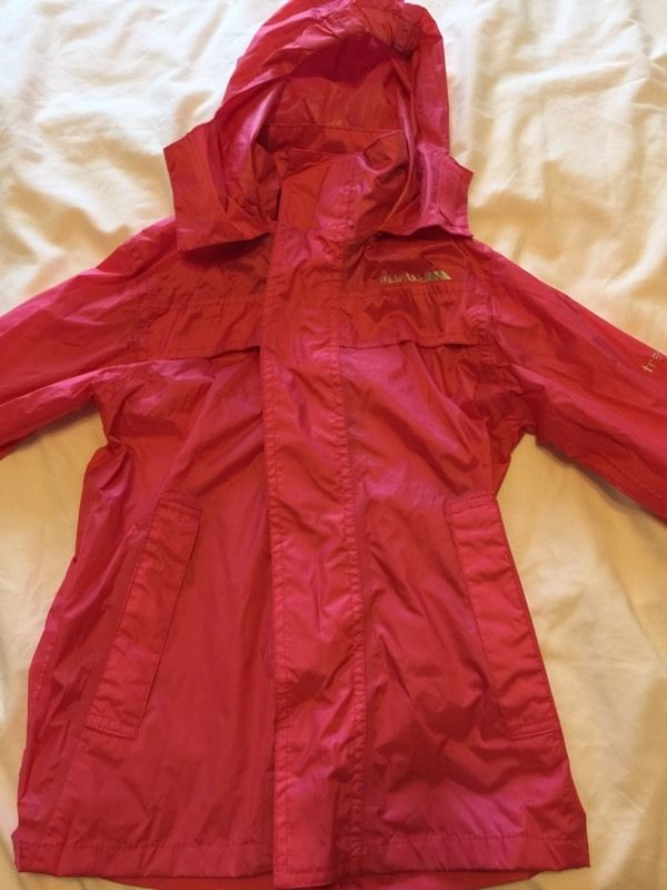 Girls tresspass jacket 3-4 years