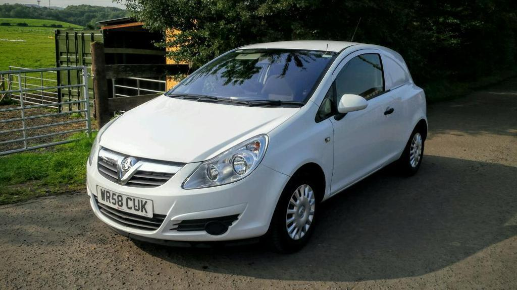 NO VAT. Vauxhall Corsa CDTI, 1 Owner, 75,000 Miles, Full Service history,MOT 8/6/17,Worth viewing.