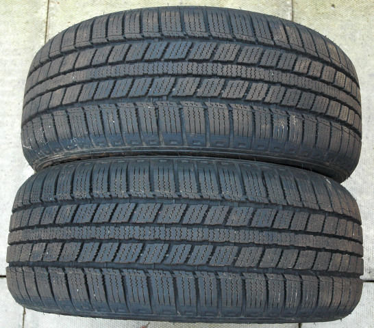 Winter Tyres (2) less than 1000 miles use
