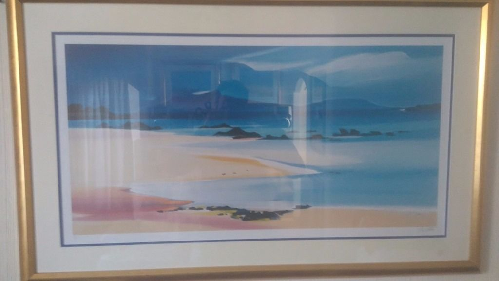 Pammy Carter limited edition signed print