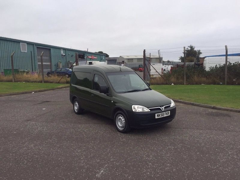VAUXHALL COMBO ## 1 COMPANY OWNER DIRECT##
