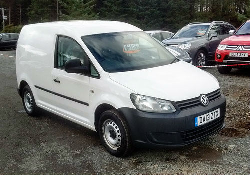 Volkswagen Caddy 1.6TDI C20