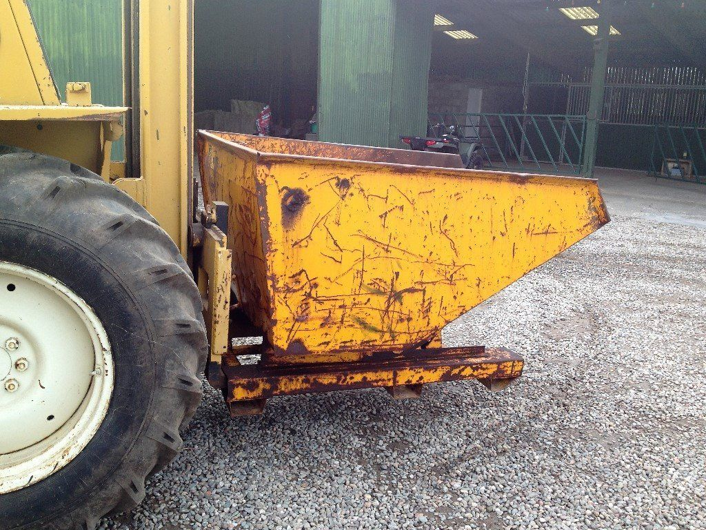 Large 2 Tonne Tipping Skip Manufactured by Eastern Attachments UK