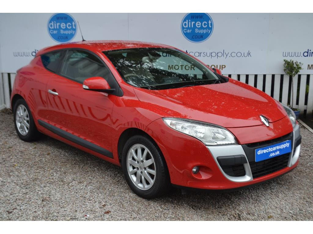 RENAULT MEGANE Cant get car finance? Bad credit, unemployed? We can help!