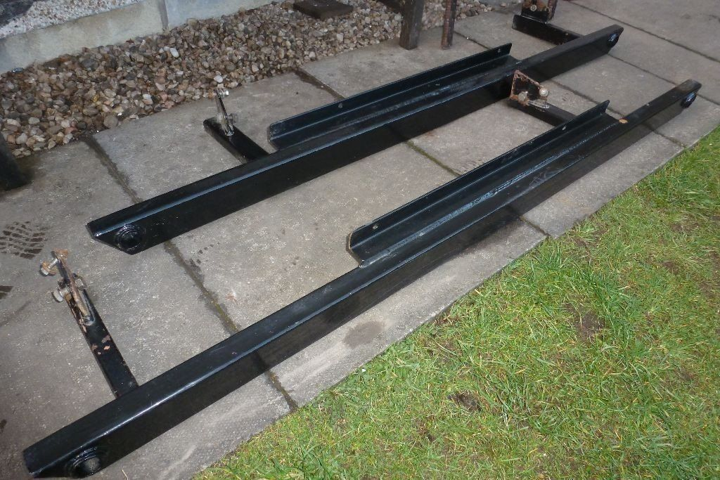 Land Rover Discovery 1 Rock Sliders - Heavy Duty