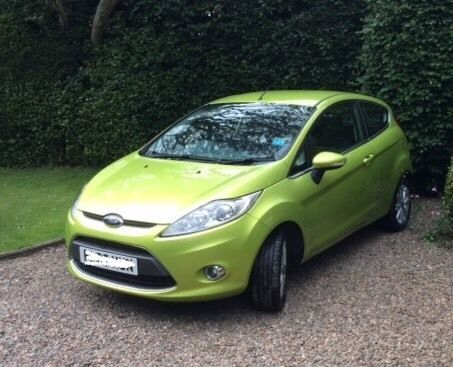 Ford Fiesta Zetec. Immaculate. Low mileage. One lady owner. Garaged.