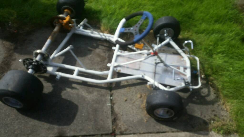 Wight Go kart rolling chassis