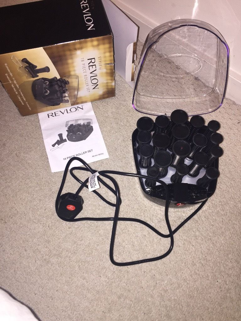 Brand New Revlon 18 piece roller set