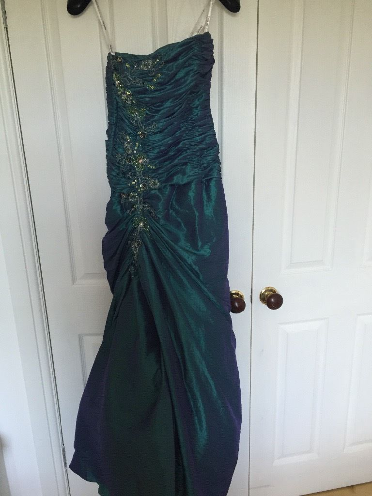 Tony Bowls ball gown