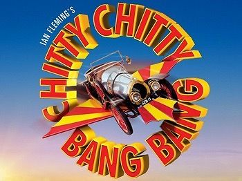 Chitty Chitty Bang Bang - Festival Thaetre - Sat 8 Oct 2016 - 2:30 x3 tickets