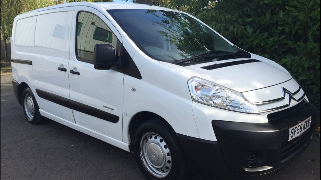 Citroen Despatch, 1 years MOT, 3 seats, twin sliding doors