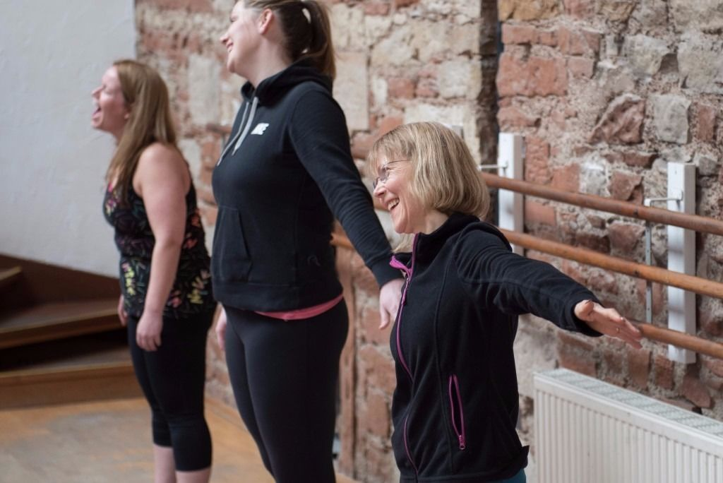 Pilates Classes Glasgow West End Beginners and Improvers