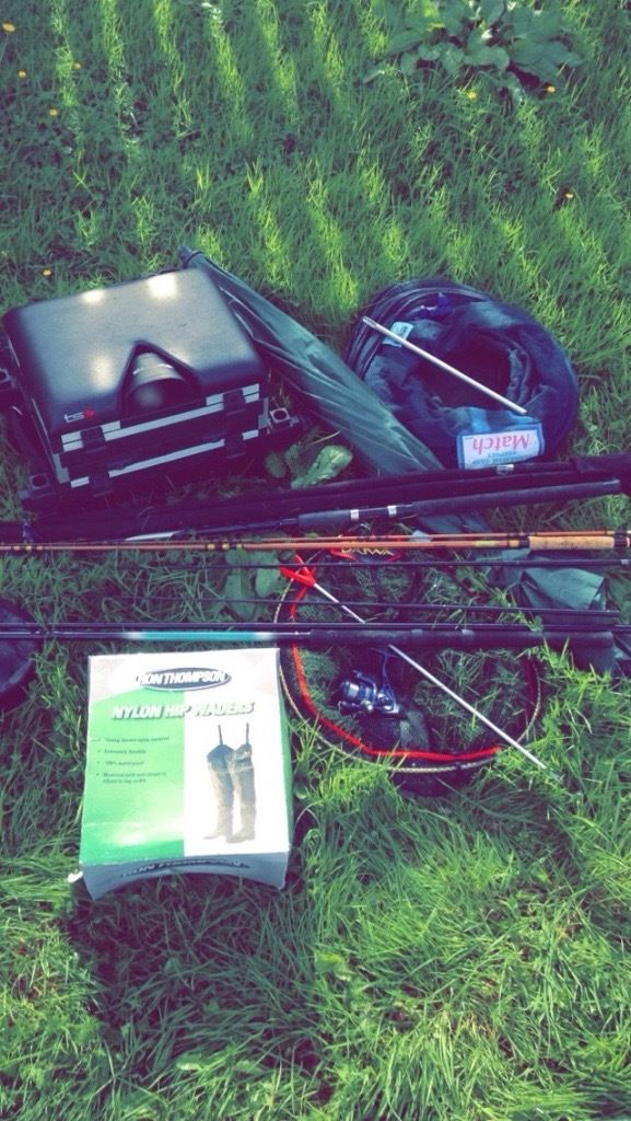 Array of Fishing Equipment **MUST SEE**