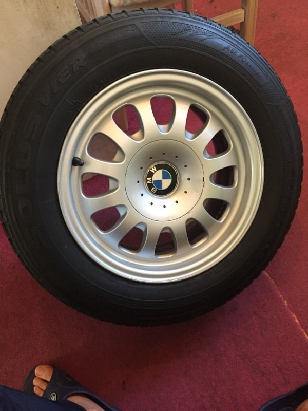 2 wheels and tires R 15