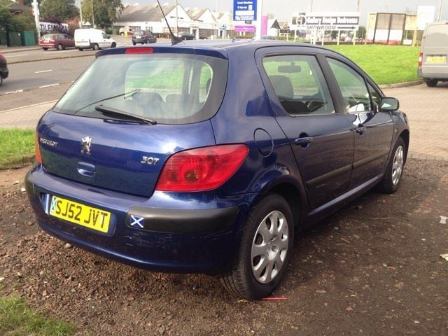 PEUGEOT 307 1.4 CC JUST PASSED MOT TAX OCT STUNNING WEE CAR DRIVES LIKE NEW