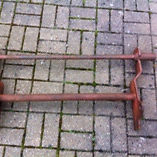 Tractor loader brackets chilton