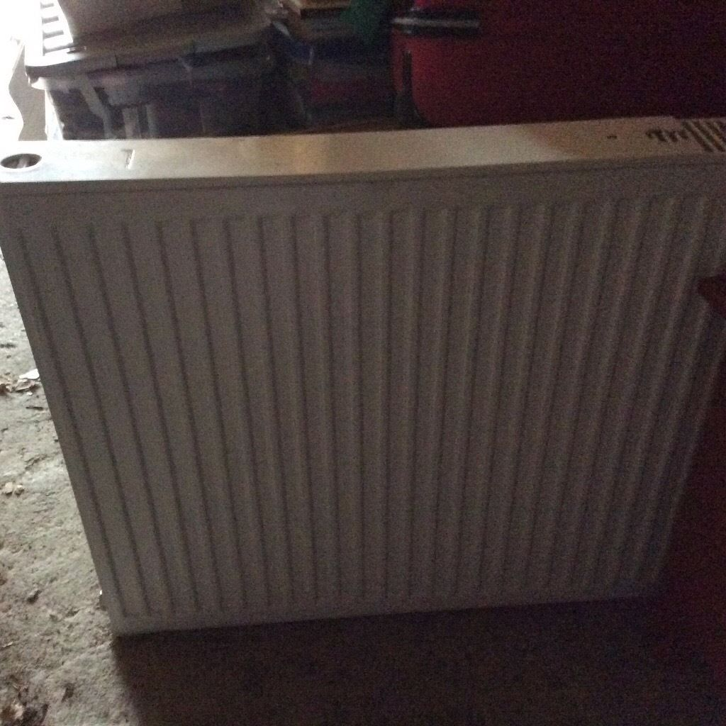 New radiator surplus to requirements- free to someone who needs it.