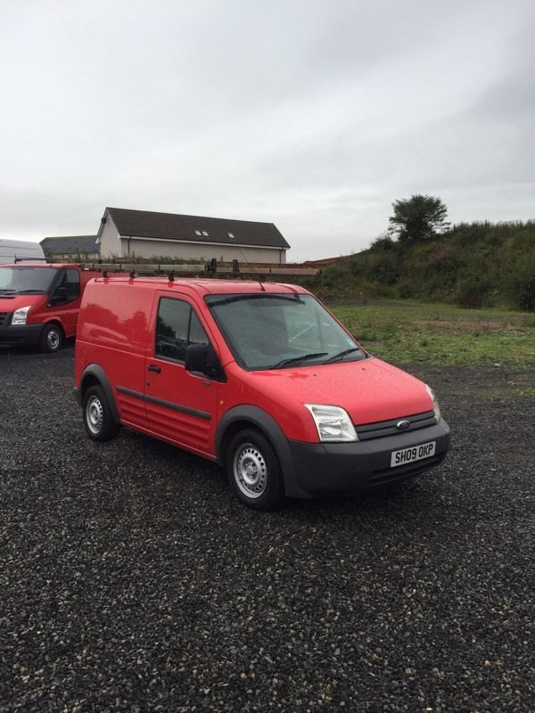 FORD TRANSIT CONNECT CREWVAN