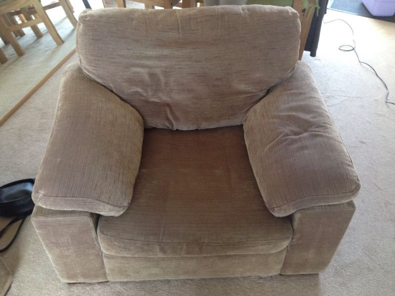 FREE 2 seater sofa and chair