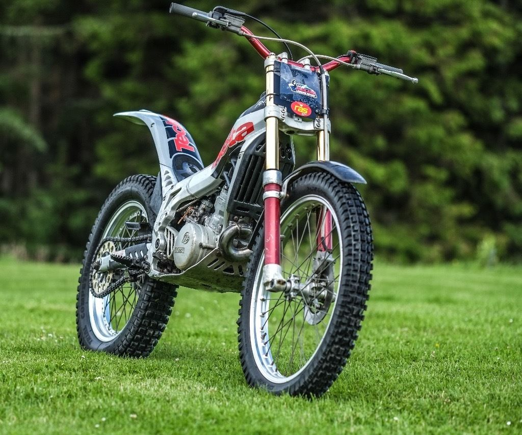 Beta Techno yr 2000 Trials Bike