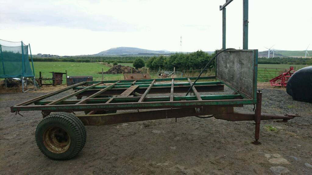 Weaks 4 tonne trailer chassis