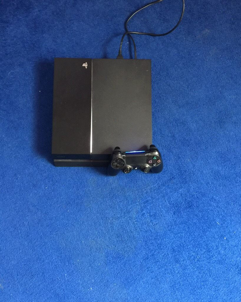 Ps4 great condition