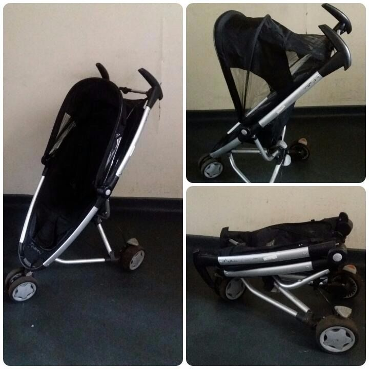 Quinny stroller used