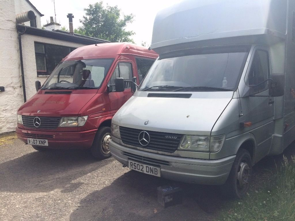 mercedes sprinter 2.9td wanted (age: 1995 - 2000) 310d, 410d, 312d, 412d etc
