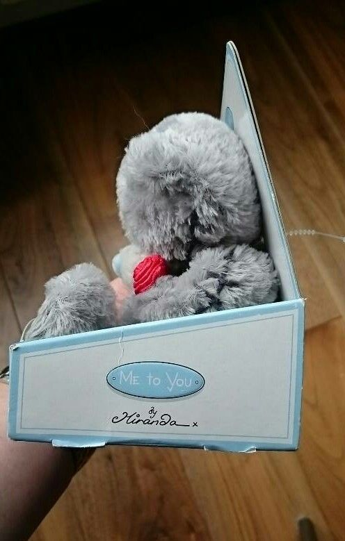 """Teddy bear """"Me to you - someone special"""""""