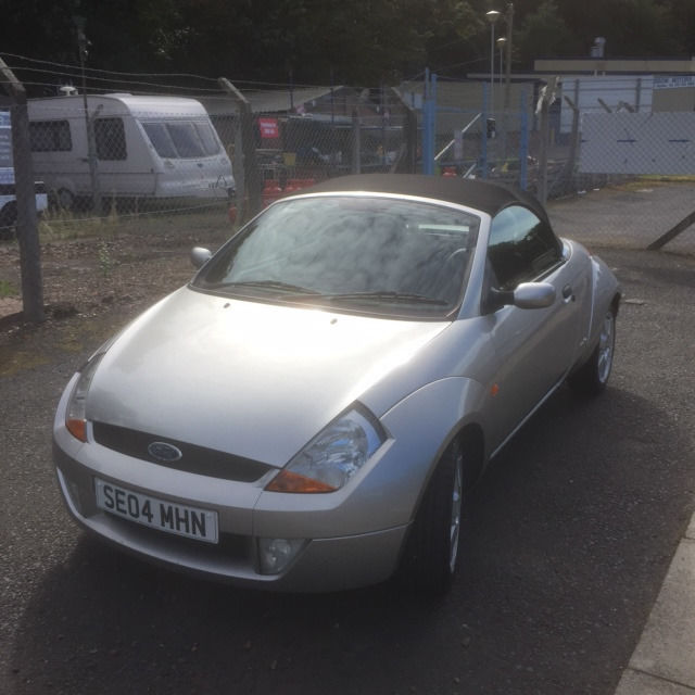 Ford StreetKa Cabriolet Convertible Luxury 1.6 Petrol