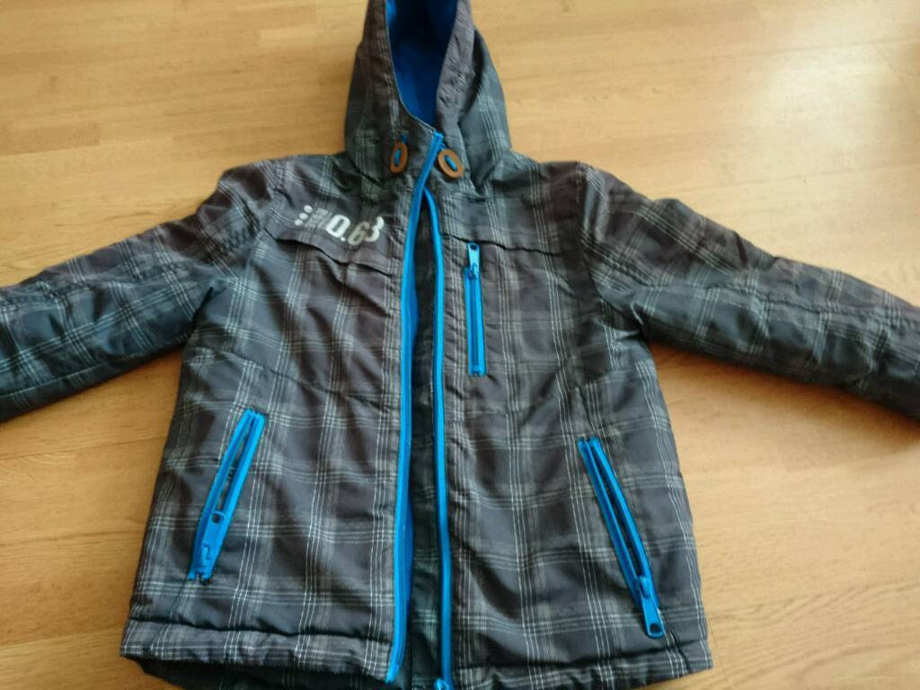 4-5 year boys jacket