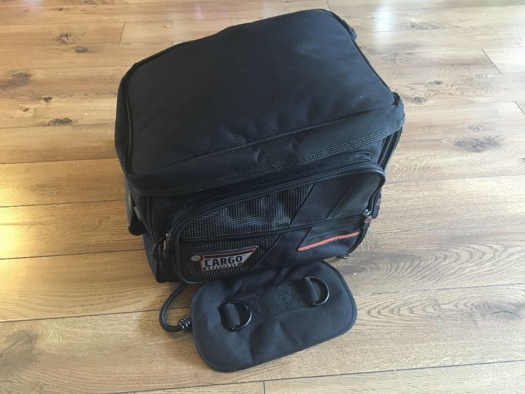 Clear out ,Helmet , exhaust , tail bag