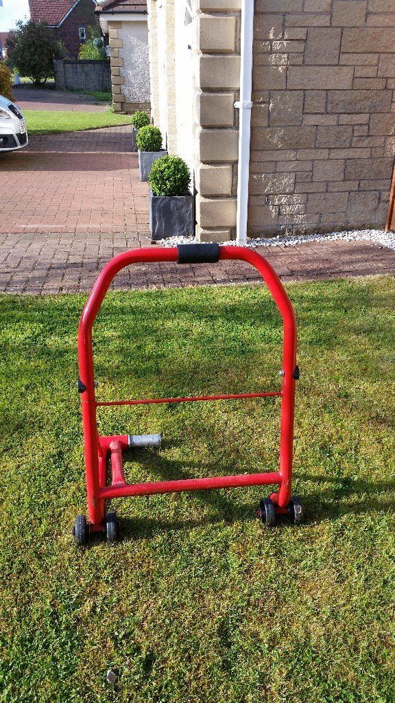 MOTORBIKE STAND ( 50 MM CENTRE )