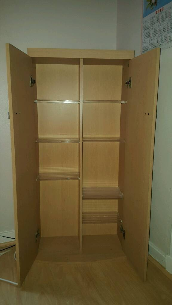 Cd & dvd storage cupboard