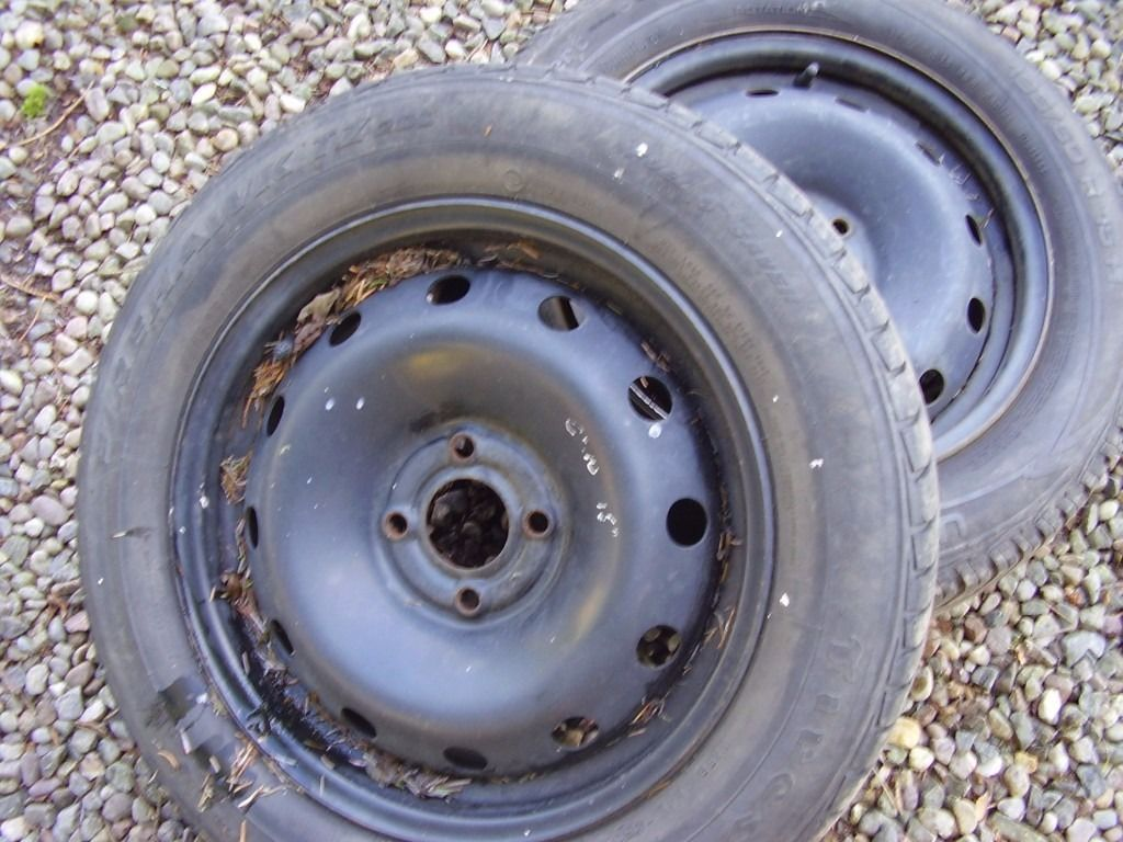 Clio wheels and tyres