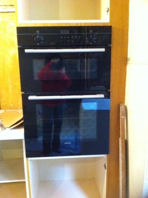 Siemens Built In Double Oven - Stainless Steel