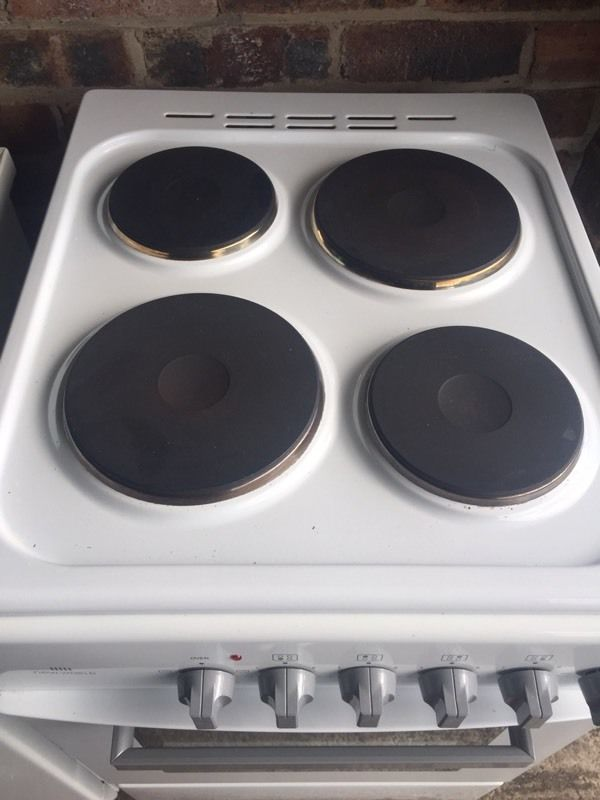 White electric cooker (delivery available )