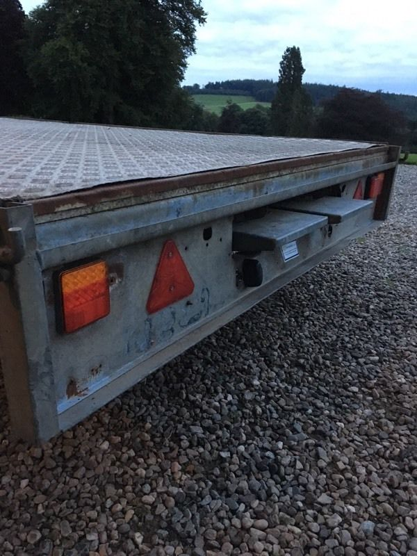 Ifor Williams Caged Trailer