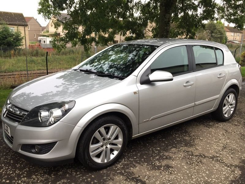 07 Reg Vauxhall Astra 1.6 SXI (APRIL 2017 MOT)not focus fiesta 307 megane mondeo fiesta Vectra golf