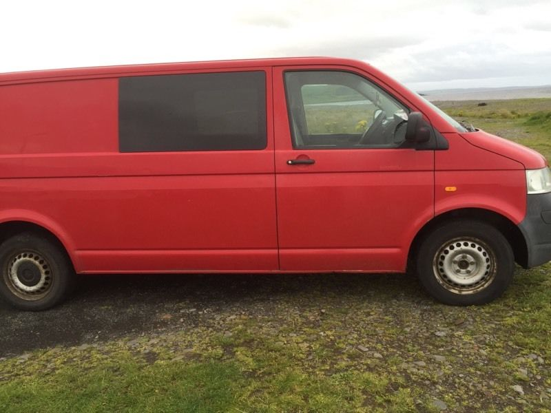 Vw T5 Transporter 2005 2.5tdi 6 Speed