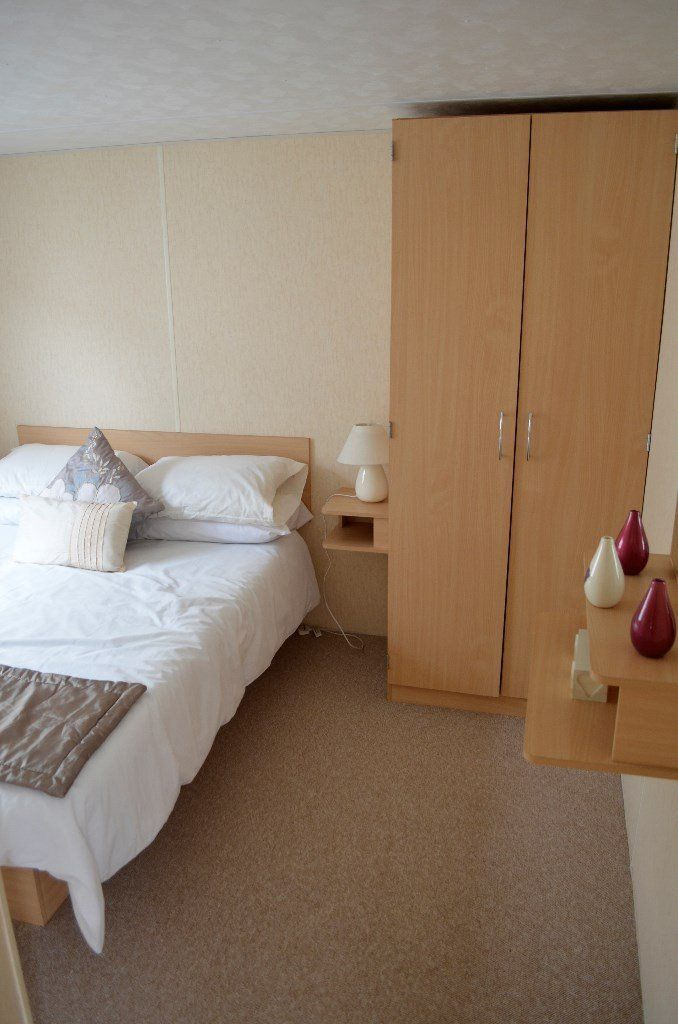 Starter,Static Caravan ideal for a family holiday by the seaside