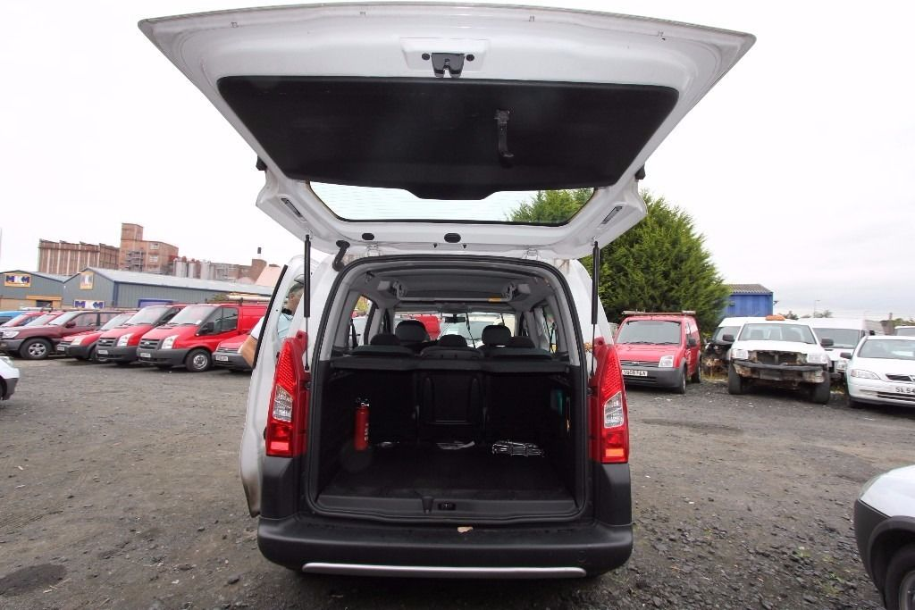 CITROEN BERLINGO MULTISPACE XTR HDi 91 MPV – 61-REG