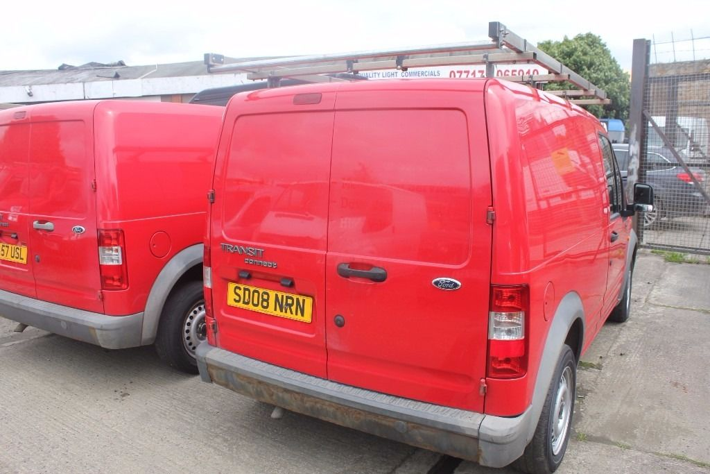 FORD TRANSIT CONNECT T-200 75– 08-reg