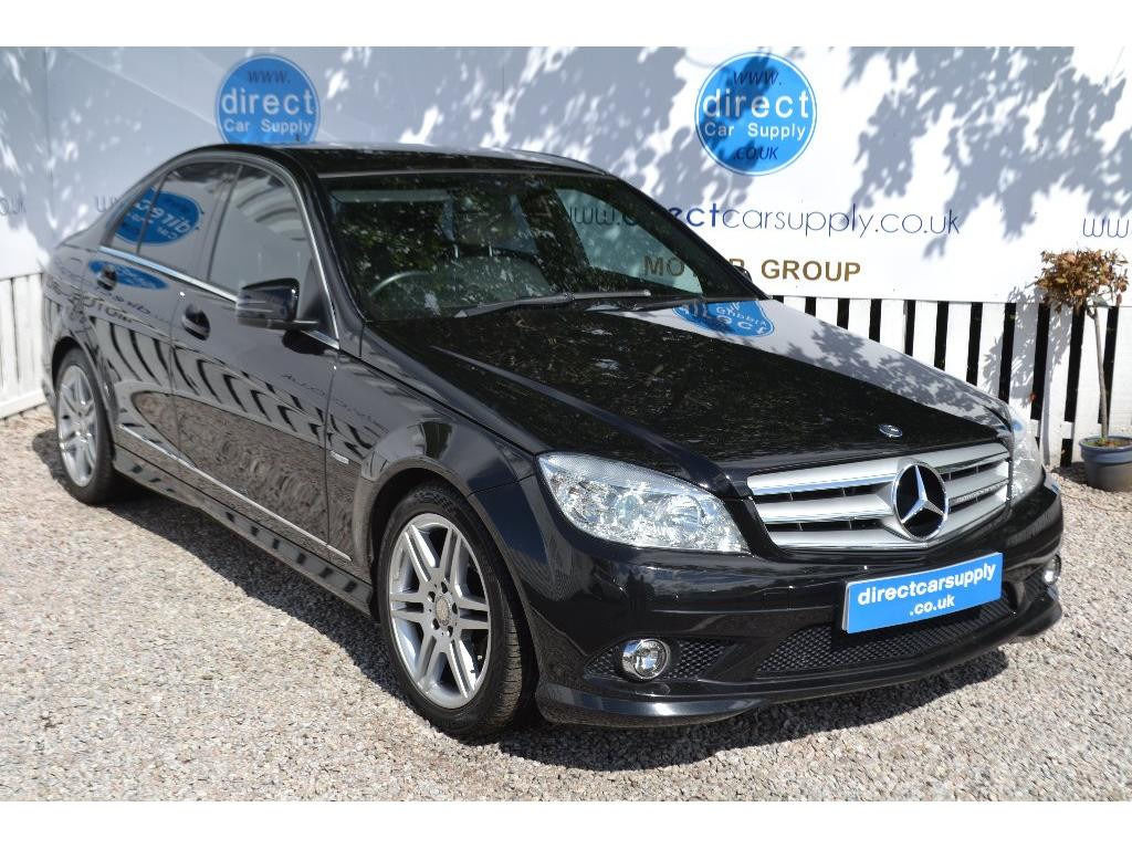 MERCEDES C200 Can't get car finance? Bad credit, unemployed? We can help!