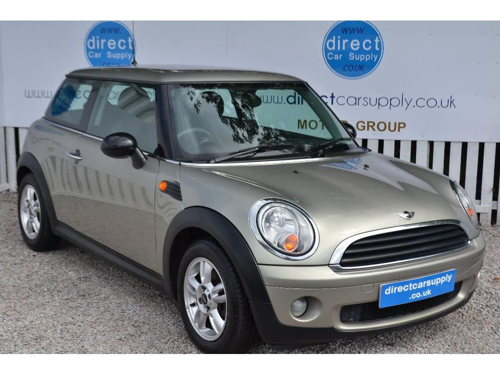 MINI Can't get car finance? Bad credit, unemployed?We can help!