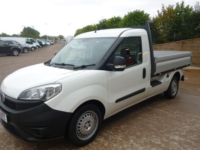 Fiat DOBLO 16V WORK UP MULTIJE