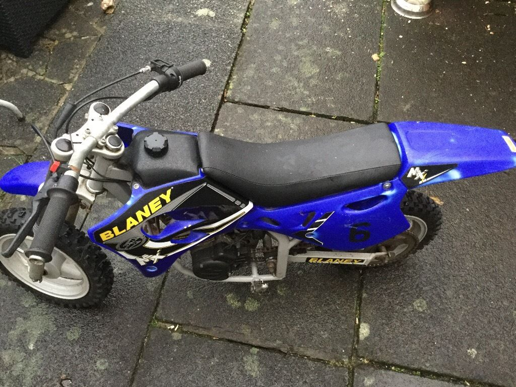 50cc Blaney kids motorcycle