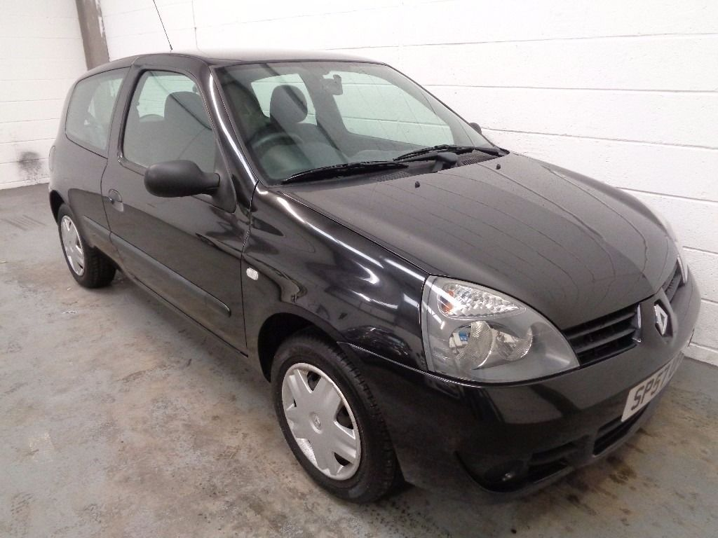 RENAULT CLIO , 2007/57 REG , LOW MILES + FULL HISTORY , YEARS MOT , FINANCE AVAILABLE , WARRANTY